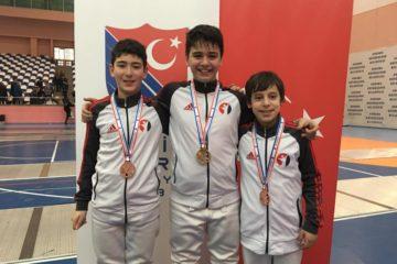 Ankara Açık'tan 5 Madalyayla Döndük