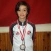 Kuşadası Cup'ta Mete Alp Duru'dan Bronz Madalya