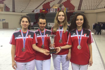 Yıldız Kızlarımız Türkiye İkincisi