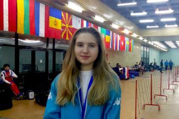 Maya Ataç Kurtulmuş'un Avrupa Şampiyonası Performansı Umut Verdi