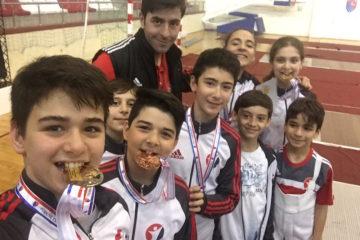 Çilek Kupası'nda Pınar Miray Şişik ve Sinan Par Altın Madalyaları Kimseye Bırakmadı