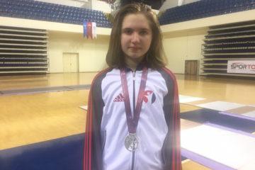 Gençler Türkiye Şampiyonası'ndan Gümüş Madalya Geldi